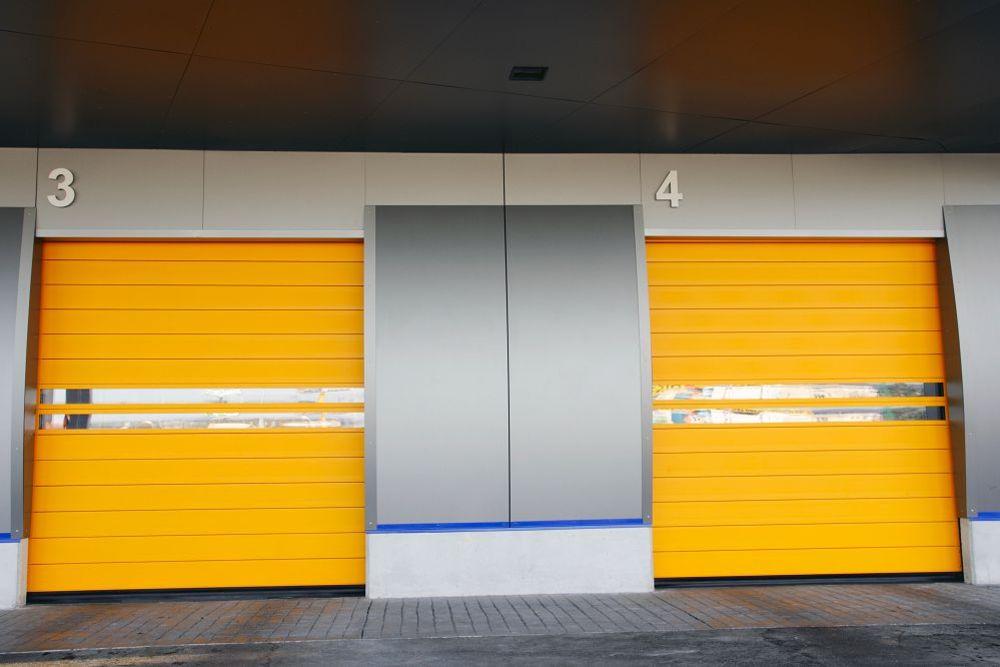 דלתות אוטומטיות מהירות