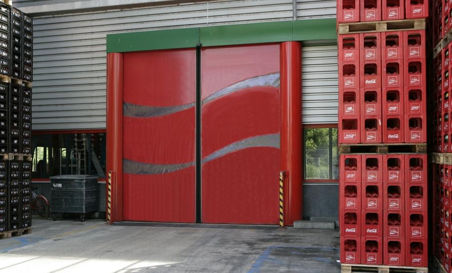 דלתות מהירות למפעלים