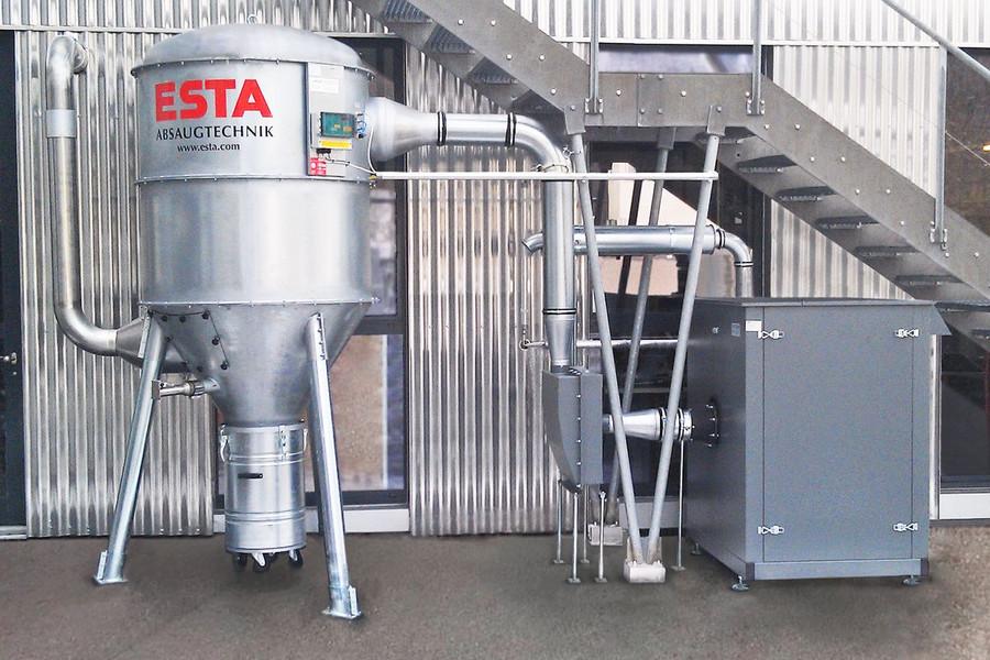 ESTA_Cyclone filter FZ