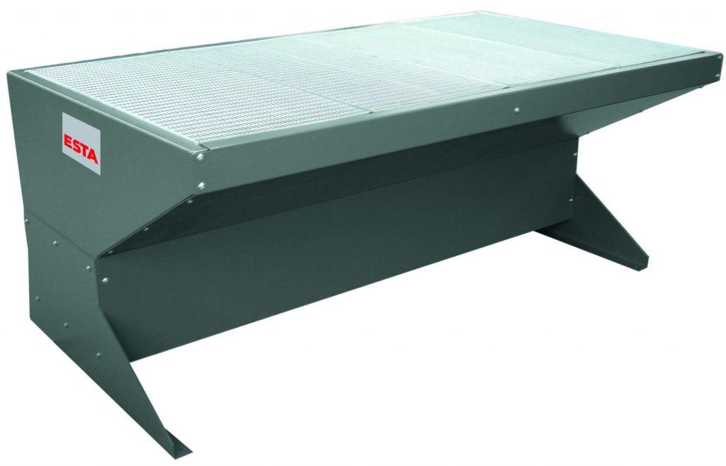 ESTA DOWNDRAFT TABLE