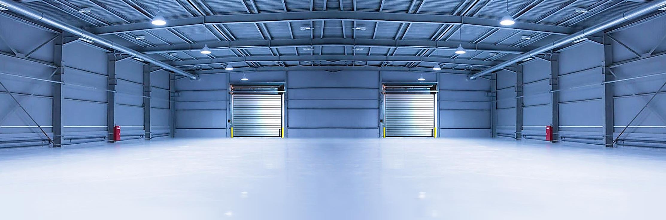 דלתות אוטומטיות לתעשייה